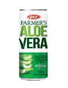 Напиток OKF Farmer's Aloe Original, 240мл*24 шт/кор